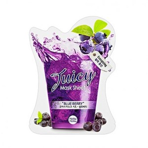Holika Holika Juicy Mask Sheet #Blueberry