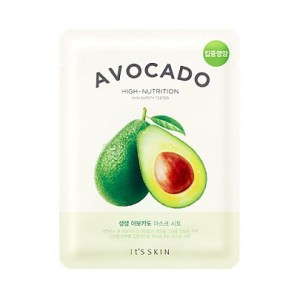 It's Skin The Fresh Mask Sheet Avocado