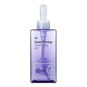 The face shop Oil specialist deep firming cleansing oil