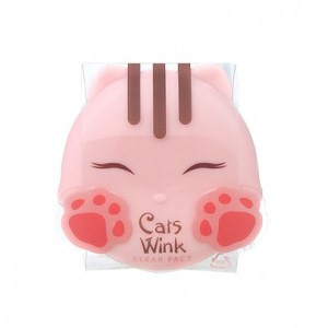 Tonymoly Cats wink clear pact #01