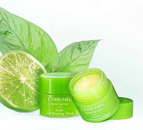 CARENEL Lip Sleeping Mask 1 ~ 5pcs Lot Maintaining moist lips all day long (10)