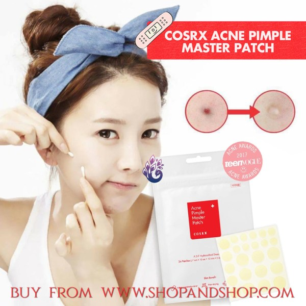 cosrx_pimple_patch_korean_cosmetics_shopandshop_india