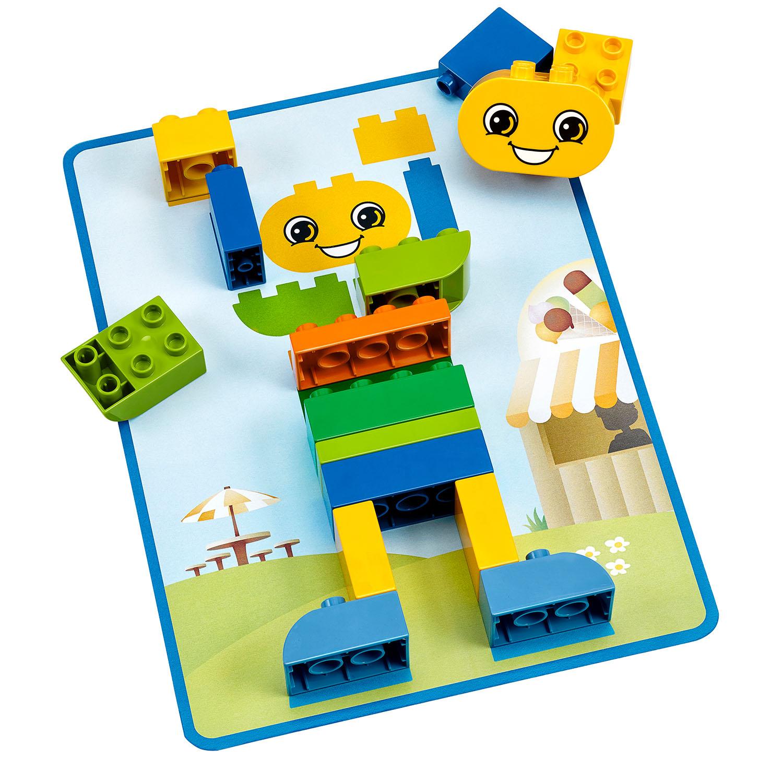 LEGO® DUPLO® Build Me Emotions Set   Becker's School Supplies