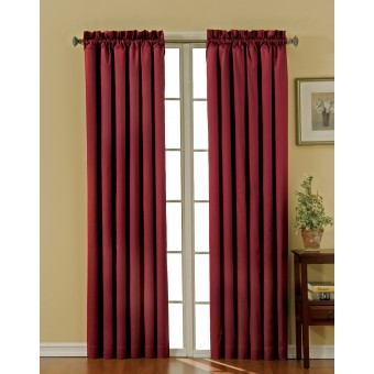 Eclipse Canova Thermaback Blackout Curtain Panel and