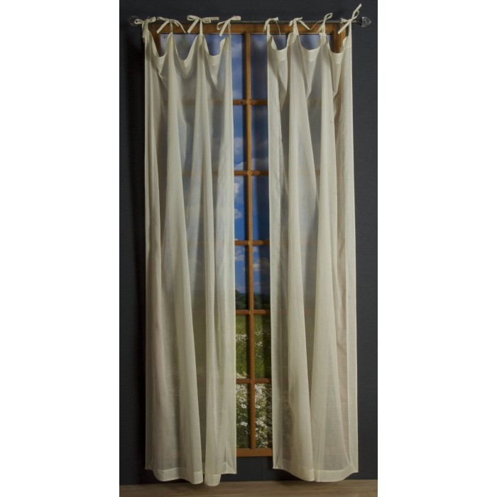kitchen window curtains style ideas voile canopy and tie tab panel | shopbedding.com