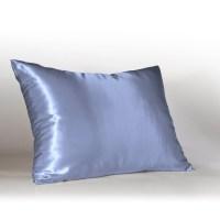 Satin Pillowcase w/Hidden Zipper   eBay