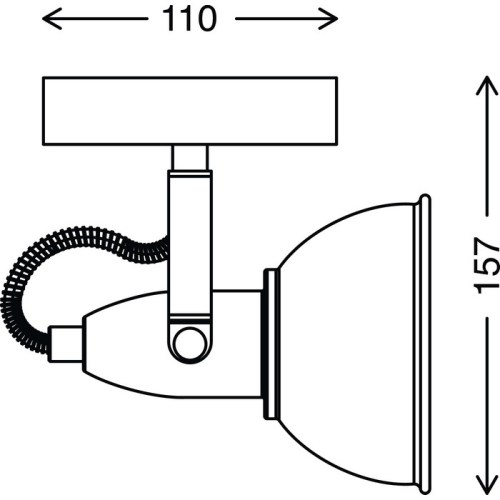 BARNIM - SPOT 11 X 11CM
