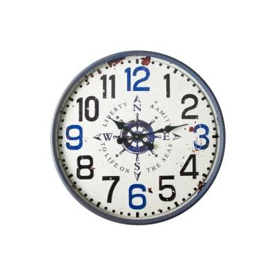 CLOCK - OROLOGIO DA PARETE LIBERTY & AMITY TO LIFE ONTHESEA