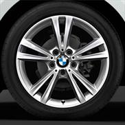 BMW Cold Weather 385 Wheel and Tire Assembly