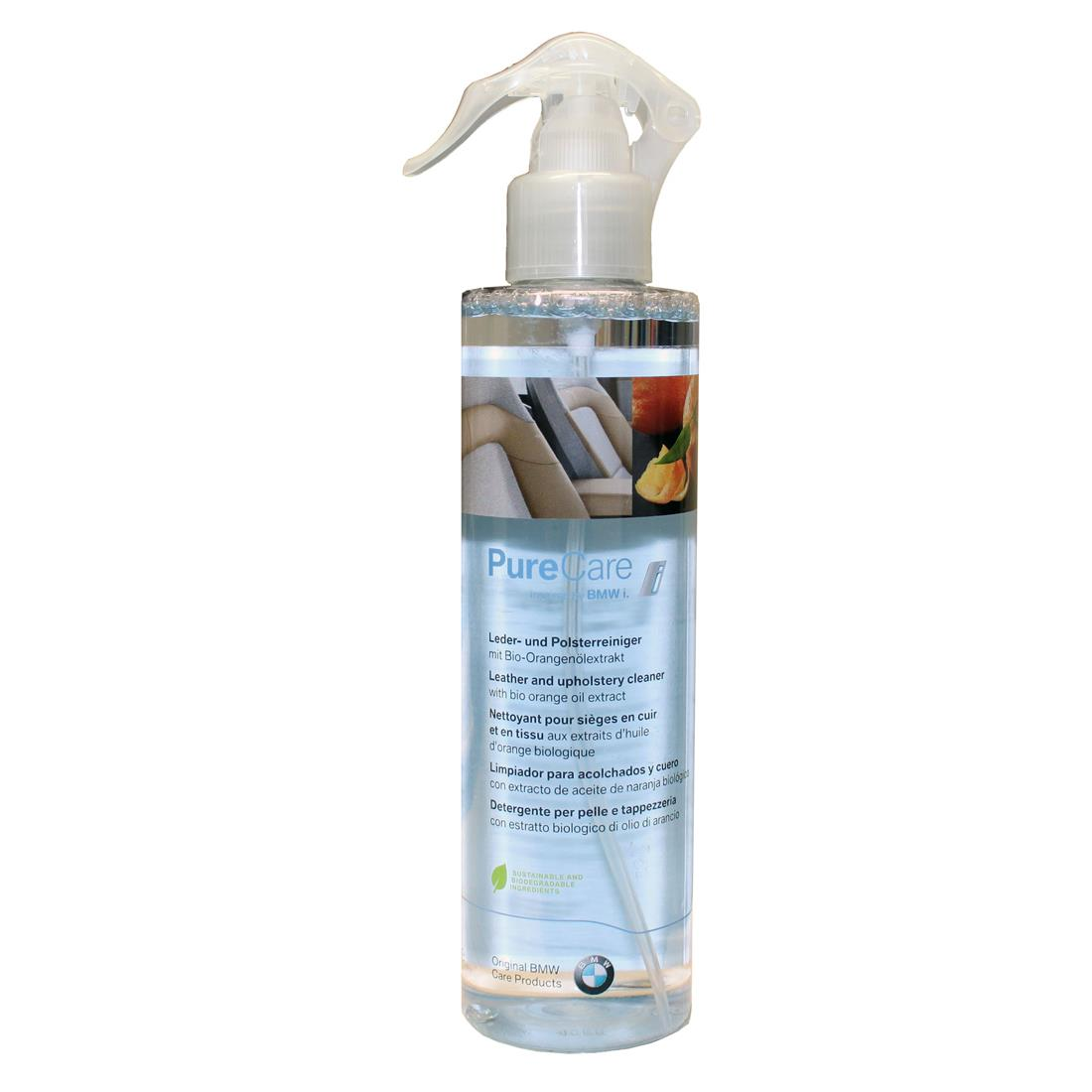 leather sofa cleaning shampoo laura ashley reviews uk shopbmwusa bmw purecare and upholstery cleaner