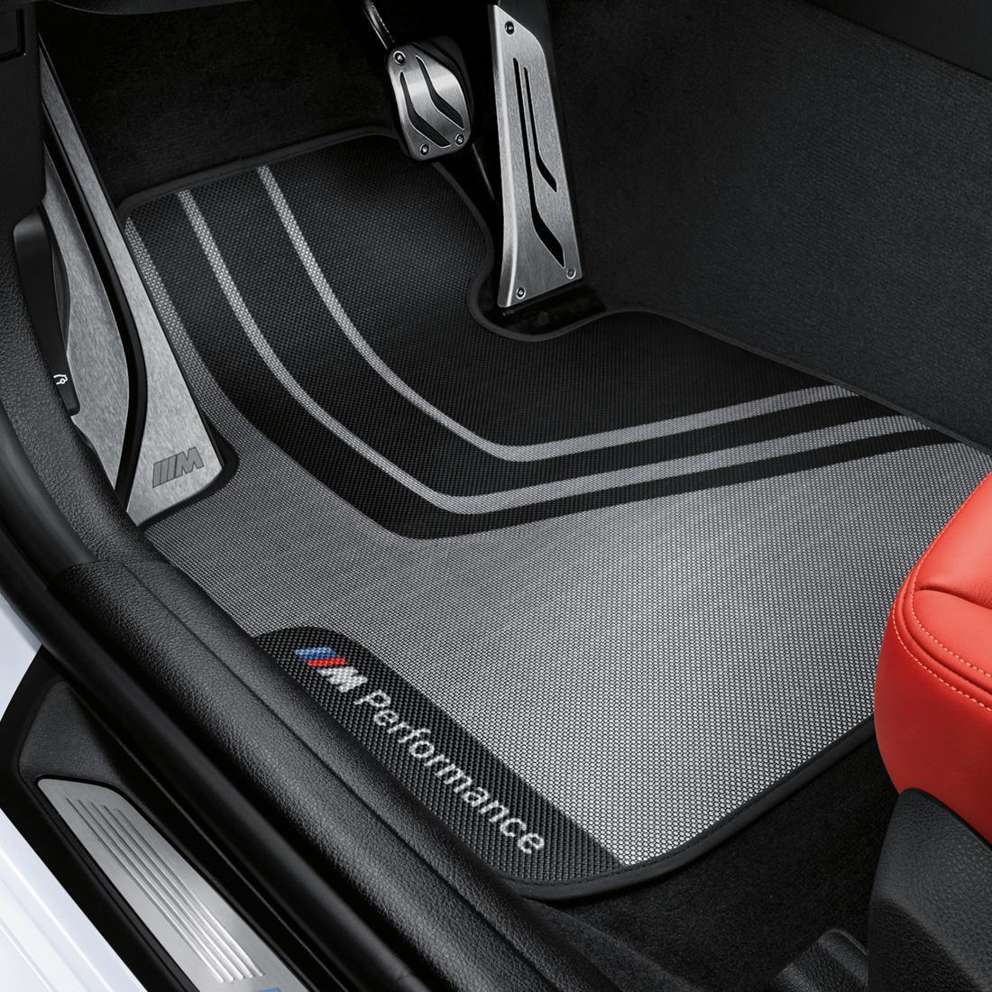 ShopBMWUSAcom BMW M PERFORMANCE FLOOR MATS