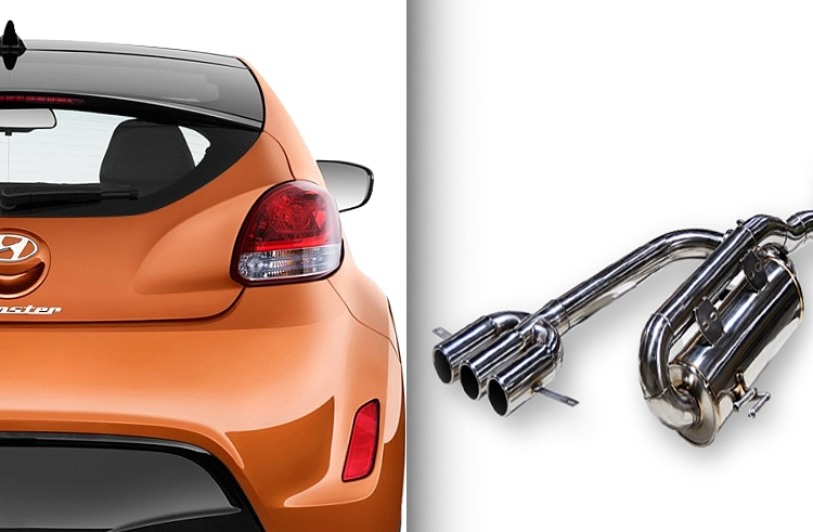 ark performance dts exhaust system for 2012 hyundai veloste