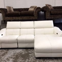 Cheap 3 Seater Sofa Bed Uk Ashley Furniture Canada Sleeper Ex Display Elixir Electric Chaise