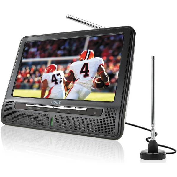 Coby 7 Portable Digital LCD TV