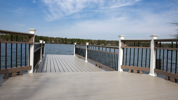 Your Wolf PVC Decking Supplier for Roanoke Valley  Beyond