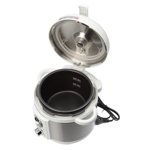 電気圧力鍋 LPC-T12の内部