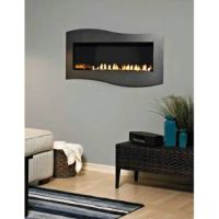 NG Boulevard Contemporary VFLL72FP90LN | Vent Free Fireplaces