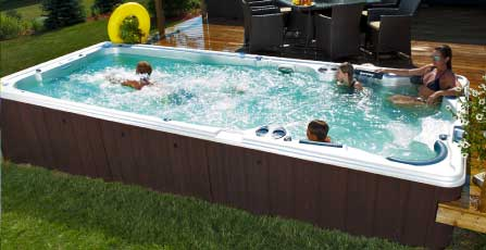 HighQuality Pools Swim Spas and Hot Tubs