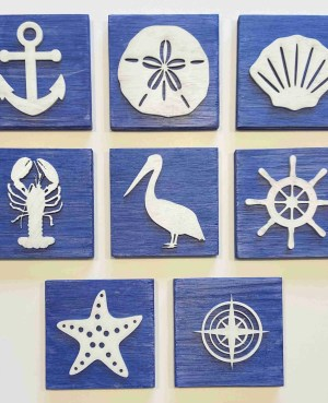 nautical decor ocean decor sign