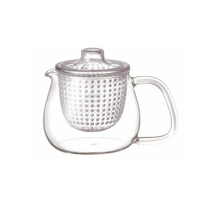 Kinto Unitea Teapot Set Small Plastic