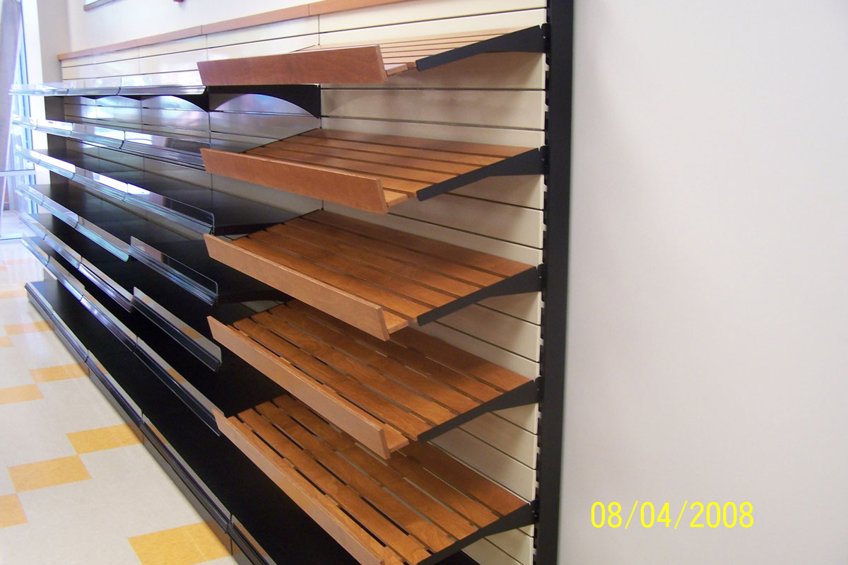 Gondola Shelving  SHOPCO USA Inc