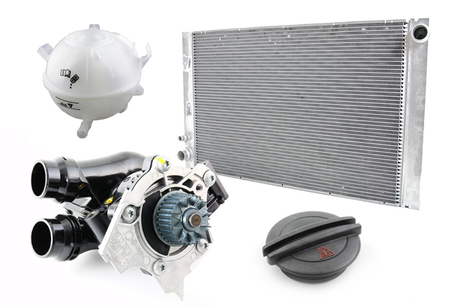 Vw Gti Engine Cooling System