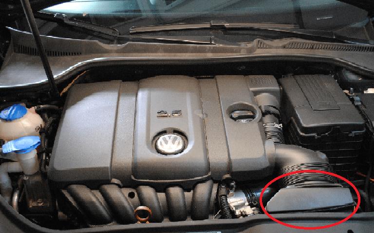 VW 25L 5 Cylinder Valve Cover DIY and Info  Articles  Deutsche Auto Parts