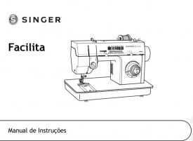 Manual de instruções Singer Facilita 2818, 2868, 2918