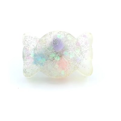 stars in wrapped candy ring
