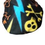 thunder skull beret back