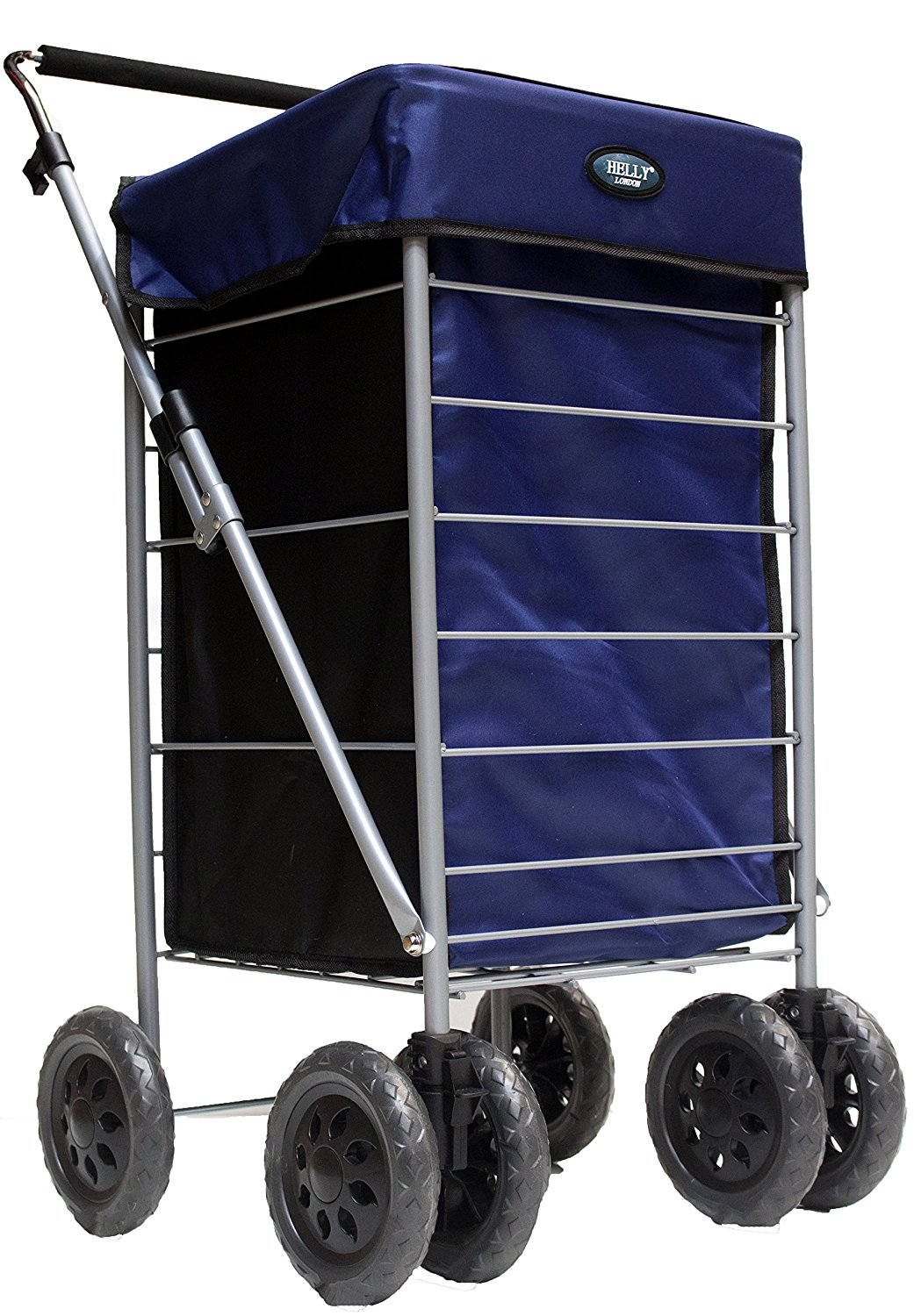 Shopping Trolley with Swivel Wheels Review  Shop Disability