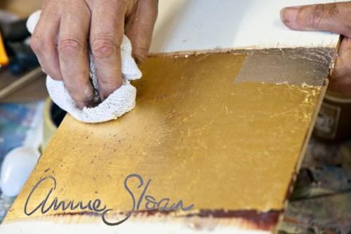 Chalk Paint® – Foil and Frames workshop