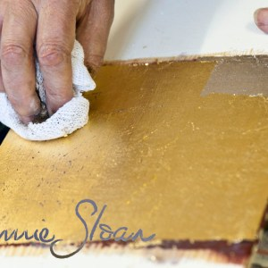 Chalk Paint® – Foil and Frames workshop