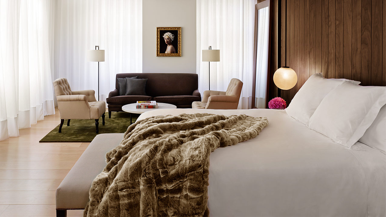 Edition Hotel Bed Luxury Edition Hotel D 233 Cor By Ian Schrager