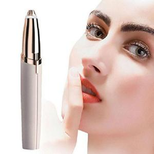 1pcs Electric Face Brows Hair Remover Epilator Lipstick Shape Mini Eyebrow Shaver Instant Painless Portable Epilator dfdf - ShopeeBazar