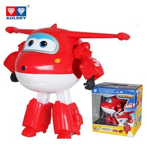15cm Super Wings Deformation Airplane Robot toys for children gift - ShopeeBazar
