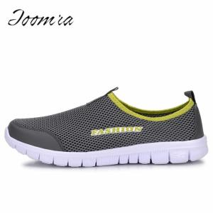 Fashion summer air mesh shoes lightweight breathable - ShopeeBazar