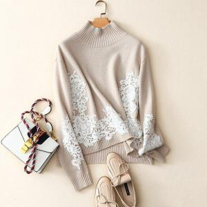 100% Wool Sweater Women Simple Design O Neck Long Sleeves 2 Colors Ladies Casual Pullovers Knitwear 2017 New Fashion