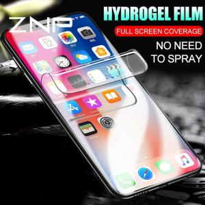 3D Curved Soft Screen Protector For iphone 6 6s 7 8 Plus X - ShopeeBazar