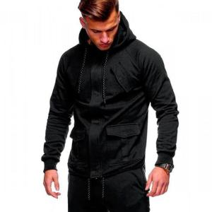 2018 Fashion Hoodies Men Hip Hop Brand - ShopeeBazar