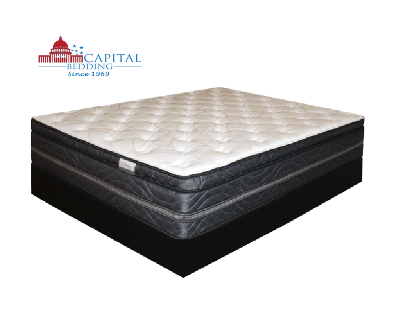 windsor queen 14 pillow top mattress set