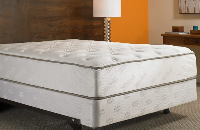 Fairfield Inn Suites Innerspring Mattress Box Spring Set