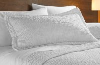 Ripple Pillow Sham - Fairfield Hotel Store