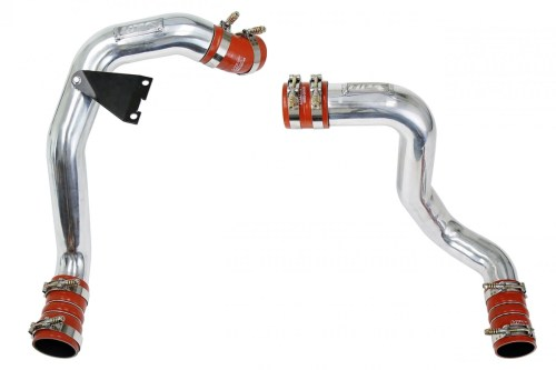 small resolution of hps polish hot cold side charge pipe with intercooler boots kit 03 07 ford