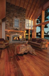 Napoleon High Country 6000 Wood Burning Fireplace ...