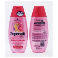 Schwarzkopf Supersoft Kids Shampoo & Conditioner For Girls ...
