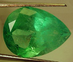 dull color emerald