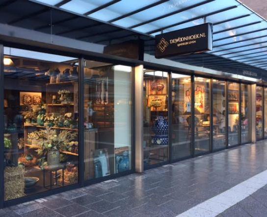 De Woonhoek  Shopgids