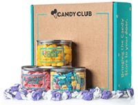 Candy Club: A subscription box for candy lovers
