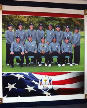 Ryder Cup Team USA